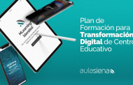 Plan de Formación para Transformación Digital de Centro Educativo. Blended con tecnología Mobile Learning TACH