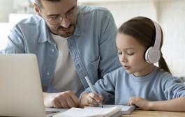 Educación a distancia para familias. Presencial mediante Aula Virtual