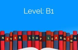 Curso online de educación bilingüe B1. Online English Course B1. 100% Online