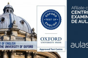 Oxford Test of English: Afíliate como centro examinador de Aula Siena