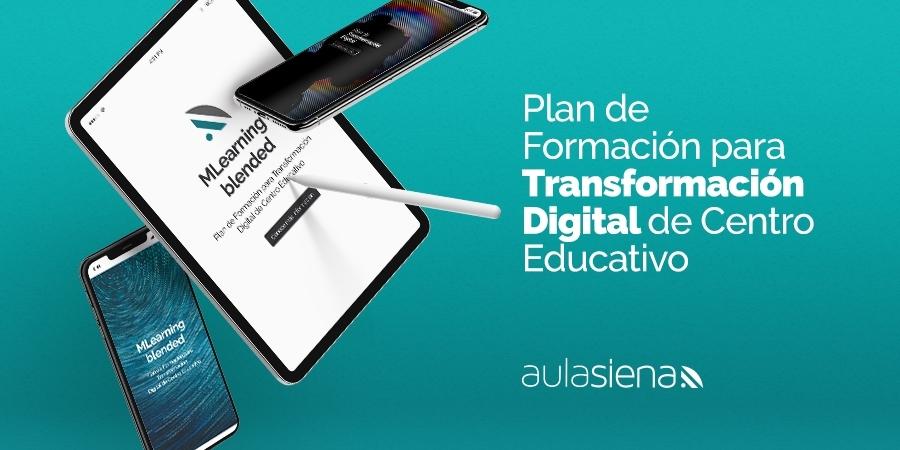 Cómo realizar la Transformación Digital de Centros Educativos.