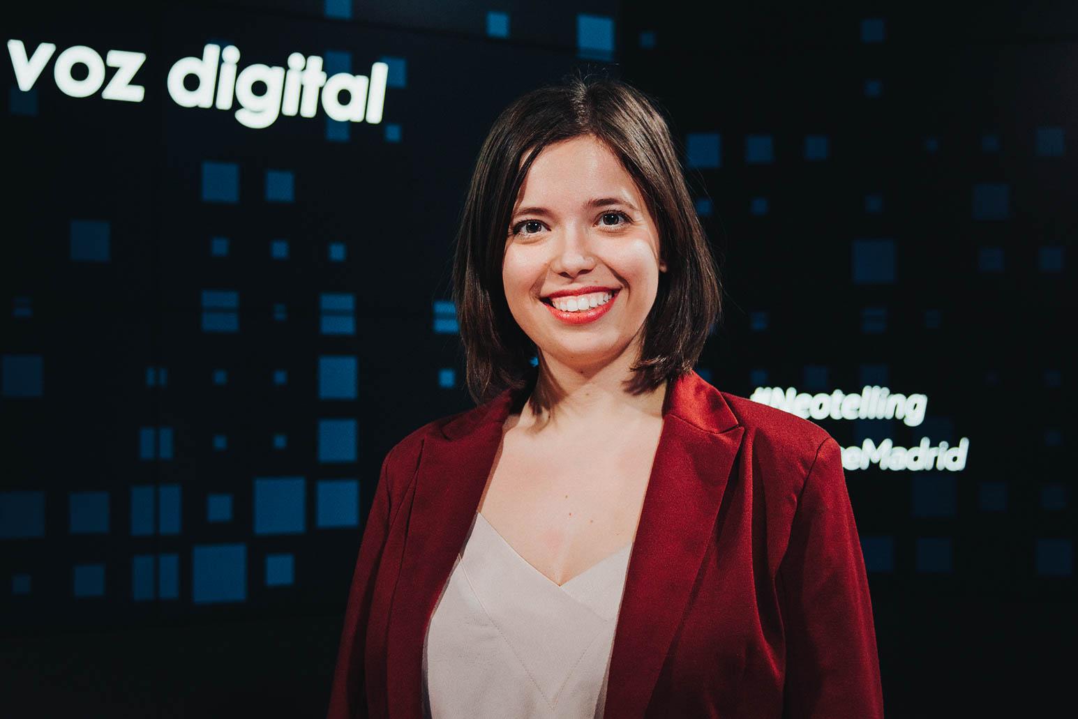 Hablar en Público con Nuevas Tecnologías e Innovación Educativa. Rocío Martín